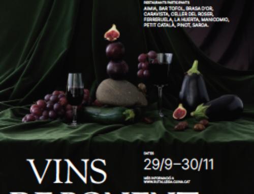 """Presentades les jornades """"Cuina de l'Horta, vins de Ponent"""""""