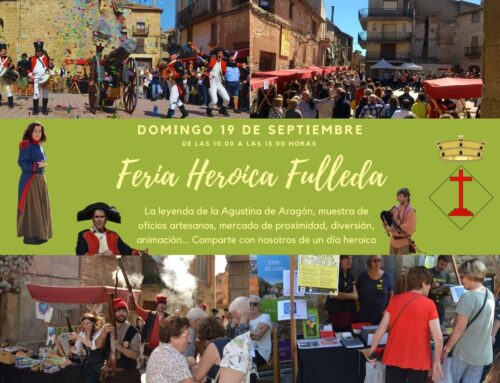 La Feria Heroica vuelve a las calles de Fulleda este domingo 19 de septiembre